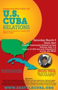 160305 Seattle Cuba Conference